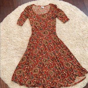 LuLaRoe XS dress